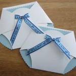 baby shower invitations using personalized ribbon custom ribbon rolls