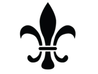 fleur-de-lis Icon selected.
