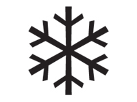 snowflake Icon selected.