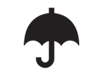 umbrella Icon selected.
