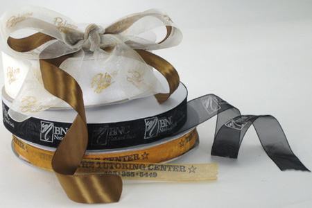 Thin, stiff, translucent ribbon, perfect for floral arrangements, gift wrapping and more.