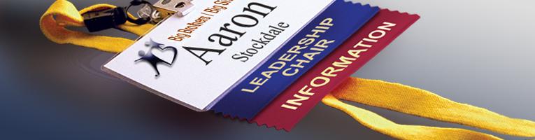 badge ribbons name badges