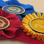 rosette ribbons award ribbons recognition ribbons