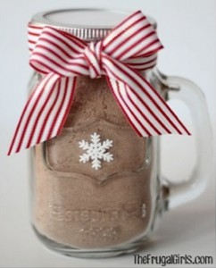 Hot-Cocoa-Mix The Frugal Girls Gifts in a Jar