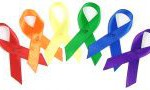 Ribbons to show support of a cause at trade shows.
