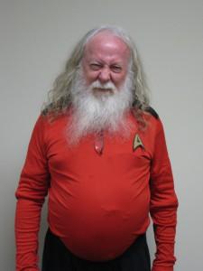 """Charles """"Star Trek Commander"""""""