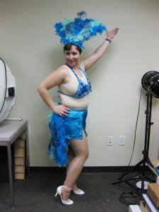 """Melanie """"Showgirl"""""""