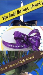 ribbon rolls for all you back to school needs