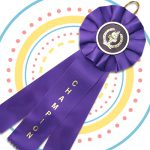 rosette ribbons for all you back to school needs