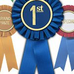 using rosette awards and other custom ribbons for fall festivals