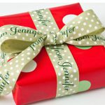 ribbon rolls are perfect for gifts and decorating around the office