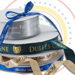 custom ribbon rolls are great at any event for decorations and awareness ribbons