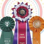 award rosette ribbons are extremely useful at any event