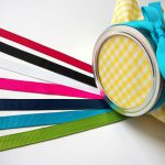 personalized ribbons are the perfect way to spruce up your harvet and canning this year