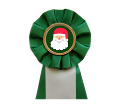rosette ribbons are perfect for holiday ribbons and festive games