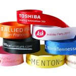 use ribbon colors and your logo to make your brand stand out