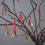 celebration ribbons and holiday ribbon for celebrating any holiday like may day