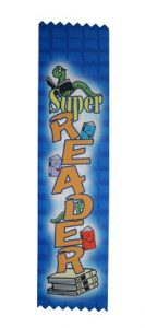 rewards kids with achievement ribbons for reading and other summer activities
