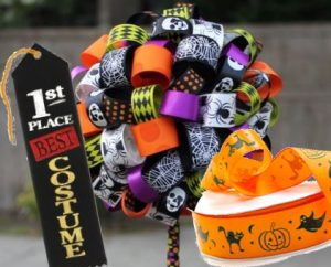 use personalized halloween ribbons to make any holiday party the best ever