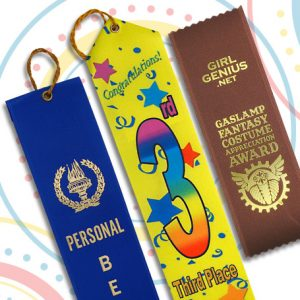 custom top ribbons can be used for promotions and sales for the holidays