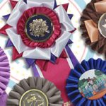 rosette ribbons are a great way to say thank you