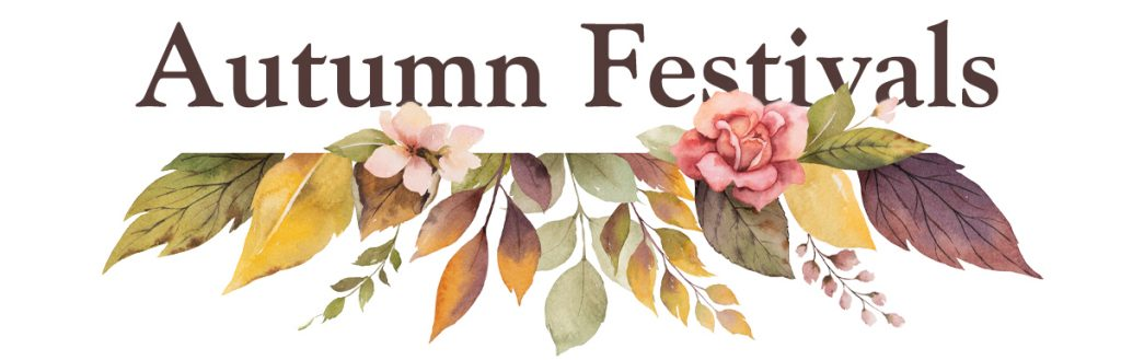 Autumn Festivals